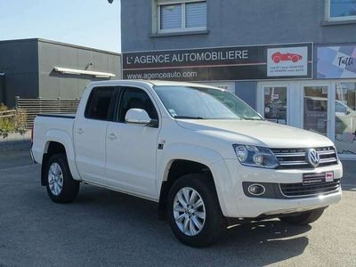 occasion VW Amarok 2.0 TDI 180 4MOTION BVA HIGH LINE DOUBLE CABINE