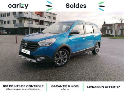 occasion Dacia Lodgy LodgydCI 110 FAP 7 places Stepway