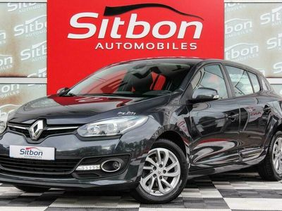occasion Renault Mégane III III (3) 1.2 TCE 130 ENERGY NOUVELLE LIMITED