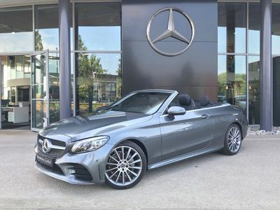 occasion Mercedes 220 Classe C Cabrioletd 194ch Amg Line 9G Tronic Euro6d T