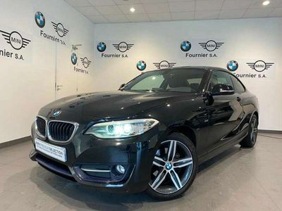 occasion BMW 218 Serie 2 Coupe d 150ch Sport