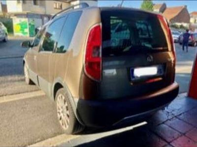 occasion Skoda Roomster 1.6 TDI 105 CR Scout