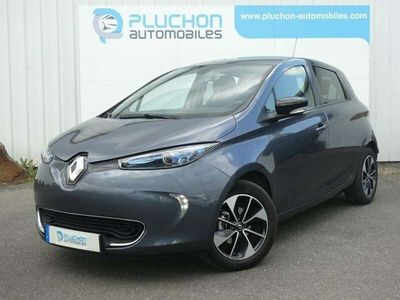 occasion Renault Zoe BUSINESS CHARGE NORMALE R90 MY19