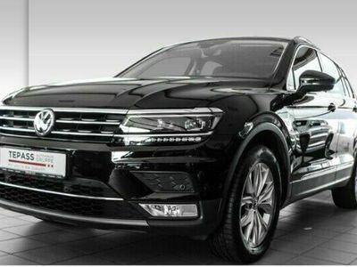 occasion VW Tiguan 1.4 TSI Highline LED PANO NAVI KAMERA SHZ