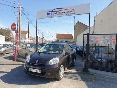 occasion Nissan Micra 2011 - Prune Métallisé - 1.2 - 80 CONNECT EDITION