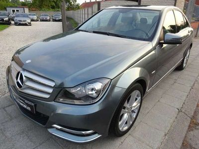 occasion Mercedes C200 CDI BlueEFFICIENCY Avantgarde/GPS/CUIR/AIRCO/PANO