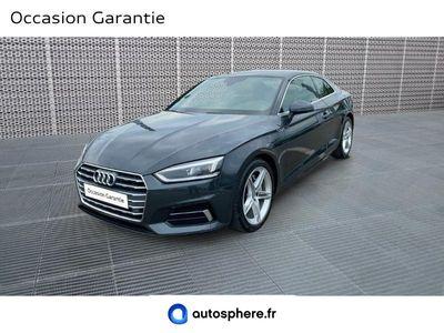 occasion Audi A5 2.0 TDI 190ch ultra S line S tronic 7