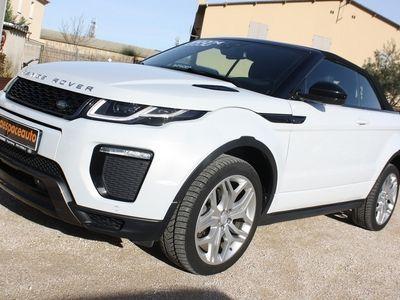 occasion Land Rover Range Rover evoque Evoque Cabriolet 2.0 Td4 180 Hse Dynamic Bva Mark IV