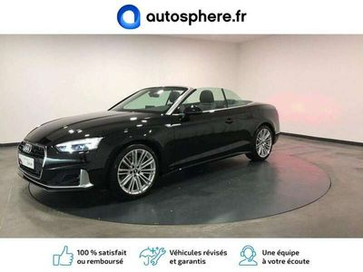 occasion Audi A5 Cabriolet Avus 40 TFSI 140 kW (190 ch) S tronic