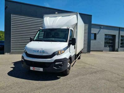 occasion Iveco Daily 35C16 HAYON CAISSE 20m3
