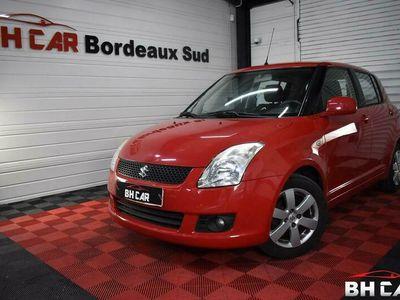 occasion Suzuki Swift 2009 - Rouge Verni - 1.3i 92cv GLX 1ère MAIN