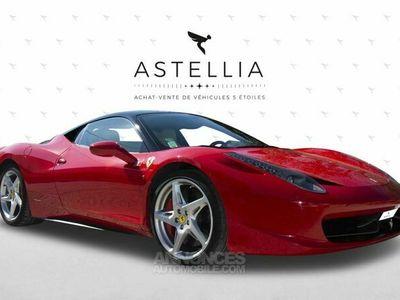 occasion Ferrari 458 Italia V8 4,5