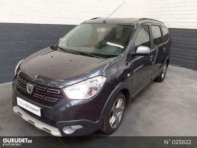 occasion Dacia Lodgy dCI 110 7 places Stepway