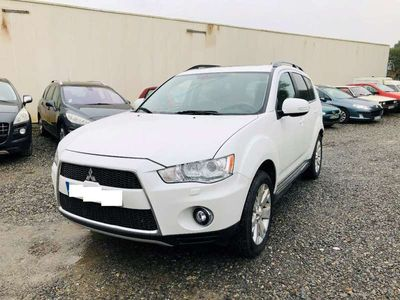 occasion Mitsubishi Outlander 2.2 DI-D 156 Instyle TC-SST