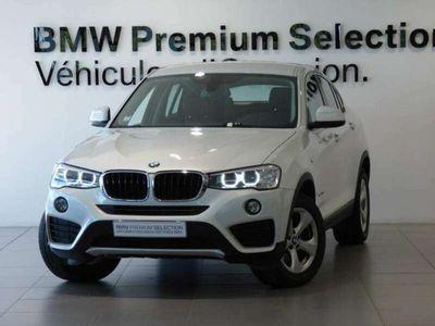 occasion BMW X4 xDrive20dA 190ch Lounge Plus