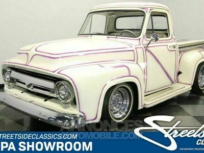 occasion Ford F100 F100350 V8 Crate