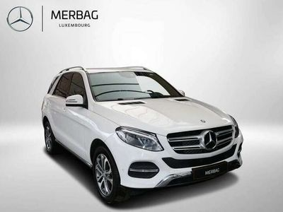 occasion Mercedes GLE350 d 4MATIC Navi/Standheizung/Autom./Klima/LED/R-CD
