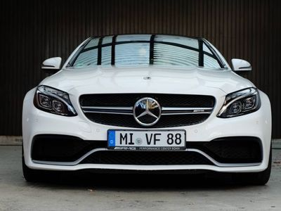 occasion Mercedes C63S AMG AMG (2017)