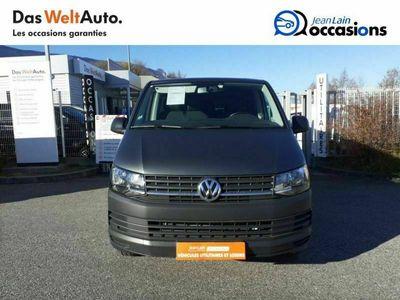 occasion VW Caravelle UTILITAIRES CARAVELLE 2018 - Gris -2.0 TDI 150 BMT Longue DSG7 Lounge
