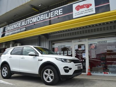 occasion Land Rover Discovery (Discovery Sport AWD 180ch SE A)