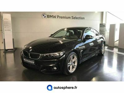 occasion BMW 420 SERIE 4 CABRIOLET dA 190ch M Sport Euro6c