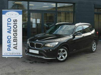 occasion BMW X1 sdrive16da 2.0l 116ch gps lounge plus