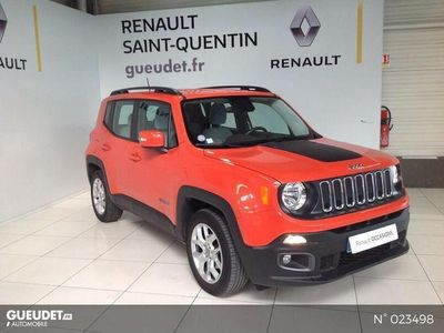 occasion Jeep Renegade 1.4 I MultiAir S&S 140 ch Limited