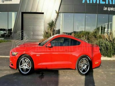 occasion Ford Mustang GT V8 5.0L BVM 2017