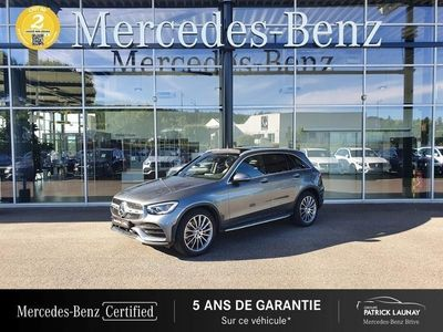 occasion Mercedes 300 Classe Clcd 245ch Amg Line 4matic 9G Tronic