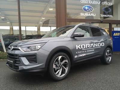 occasion Ssangyong Korando 1.6 E-XDI 136CH LIMITED 2WD A/T