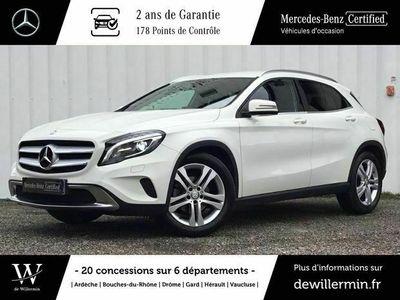 occasion Mercedes 180 GLA ClasseSensation - VIVA2675382