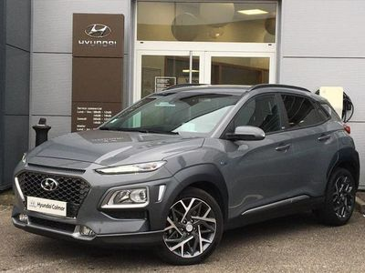 occasion Hyundai Kona Hybrid 141ch Edition 1 DCT-6 Liv. Possible