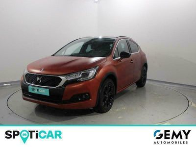 occasion DS Automobiles DS4 Crossback DS 4 Crossback BlueHDi 120 Terre Rouge S&S EAT6