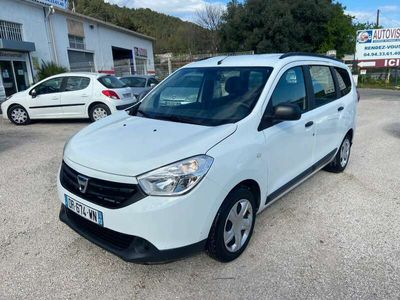 occasion Dacia Lodgy dCI 90 FAP 7 places ambiance 52950 kms