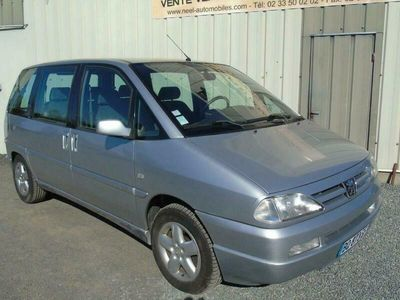 occasion Peugeot 806 2.0 HDI 110CH ST 7 PLACES