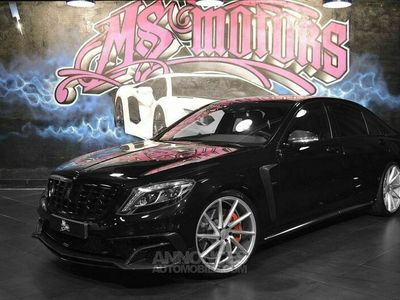 occasion Mercedes S63 AMG Classe SAMG MANSORY