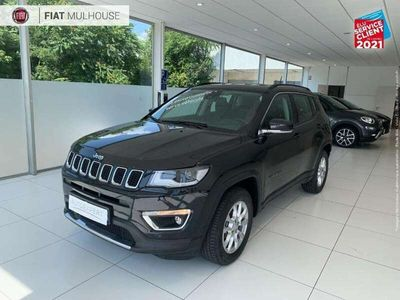 occasion Jeep Compass 1.3 PHEV T4 190ch Limited 4xe AT6 eAWD