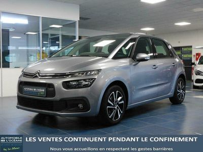 occasion Citroën C4 SpaceTourer BlueHDi 120 S&S EAT6 Business