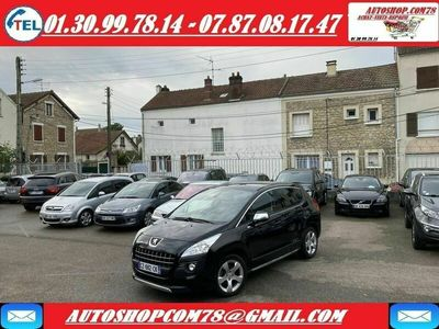 occasion Peugeot 3008 1.6 HDI115 FAP STYLE III