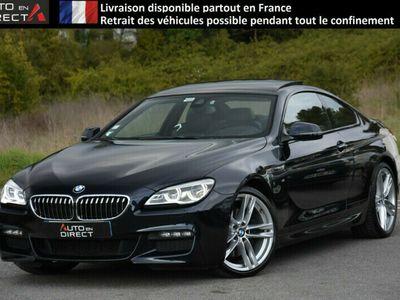 occasion BMW 640 SERIE 6 COUPE (F13) DA XDRIVE 313CH M SPORT
