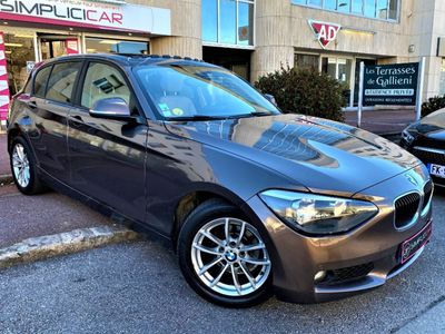 occasion BMW 118 SERIE 1 F20 Plus d 143 ch 109g Lounge