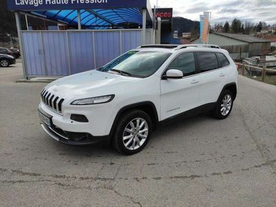 occasion Jeep Cherokee 2.2 MULTIJET 200CH NIGHT EAGLE ACTIVE DRIVE I BVA S/S