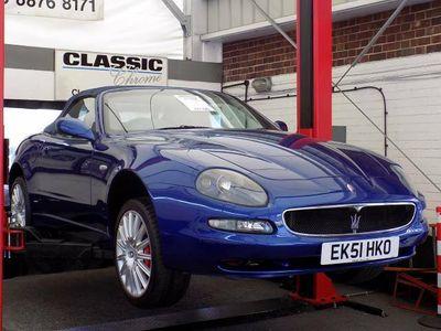 occasion Maserati Spyder 4200 (2002)