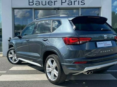 occasion Seat Ateca 1.4 EcoTSI 150 ch ACT Start/Stop DSG7 FR