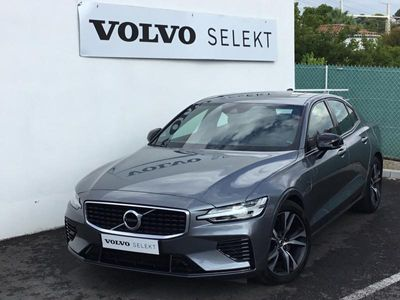 occasion Volvo S60 T8 Twin Engine 303 + 87ch R-Design First Edition Geartronic