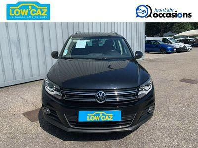 occasion VW Tiguan TIGUAN 2015 - Noir -2.0 TDI 140 FAP BlueMotion Technology Carat
