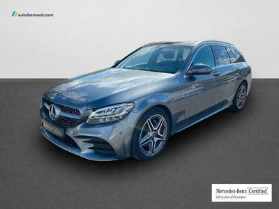 occasion Mercedes 220 Classe C Breakd 194ch AMG Line 9G-Tronic