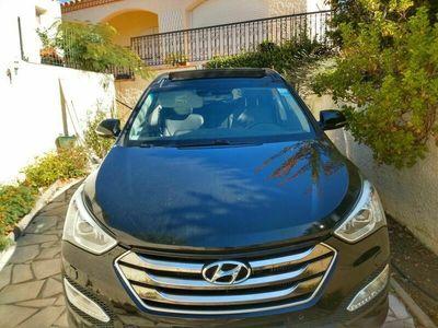 occasion Hyundai Santa Fe 2.2 CRDi 197 4WD Executive 7pl A