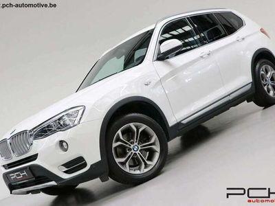 occasion BMW X3 2.0 d sDrive18 150cv Aut. - X Line -