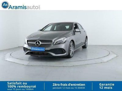 occasion Mercedes 200 Classe A Fascinationd 7G-DCT
